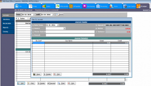 Back Office General Ledger