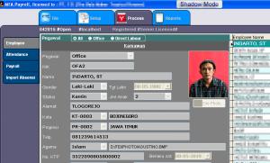 Payroll ( Photo Karyawan )