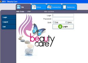 Program Aplikasi Salon atau Beauty Care