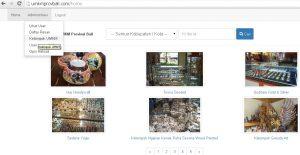 Gamabr4. Web_Aplikasi_UMKM_Provinsi_Bali ( Tampilan menu admin )
